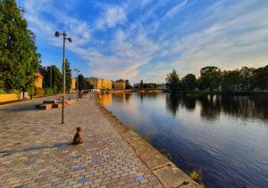 Alvpromenaden etapp 2 Karlstad kommun EKG